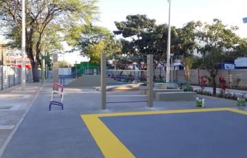 Via Parque será inaugurada neste domingo (10)