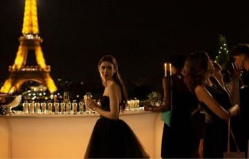 Emily in Paris - divertida, charmosa e contemporânea