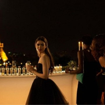 Emily in Paris - divertida, charmosa e contemporânea