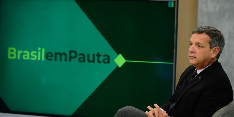 Secretário de Desburocratização divulgou dado no Brasil em Pauta
