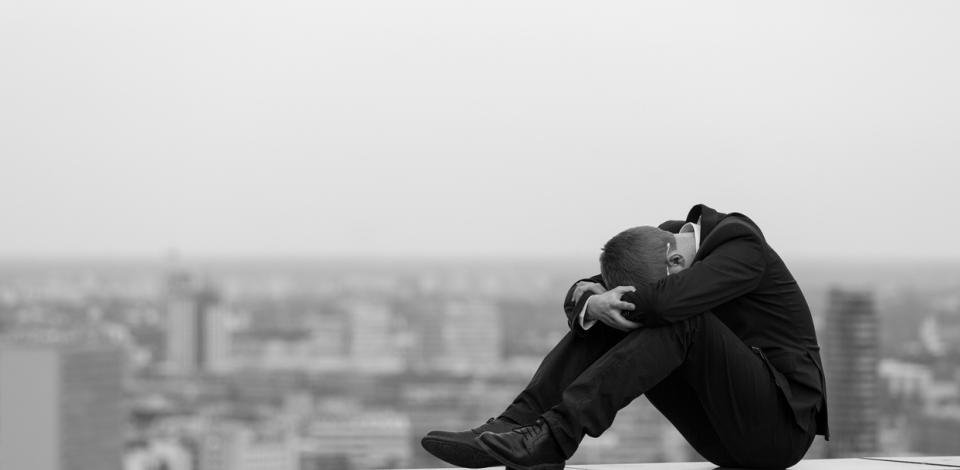 Como lidar com uma pessoa com depressão?