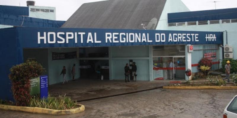 O programa contou com a participação do Diretor Adjunto do Hospital Regional do Agreste