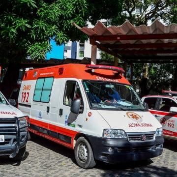 Trotes ao Samu Recife aumentaram 9,5% na virada do ano