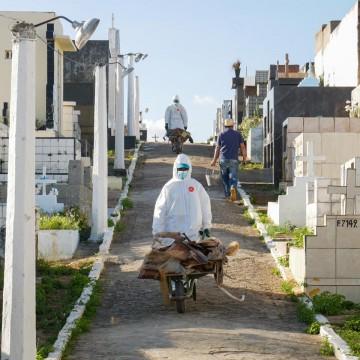Prefeitura de Vitória constrói novos ossários e dá destinação adequada a restos mortais