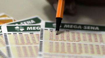 mega-sena acumula em R$ 25 milhões