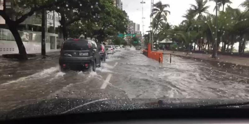 Meteorologistas indicam que as precipitações devem ser maiores no Sertão do Estado, até o mês de abril que é quando o período chuvoso está encerrando