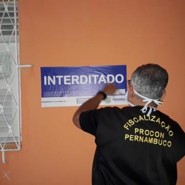 Procon-PE interdita bares da Região Metropolitana do Recife