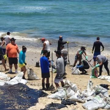 MPT articula ações de saúde para trabalhadores envolvidos na limpeza das praias