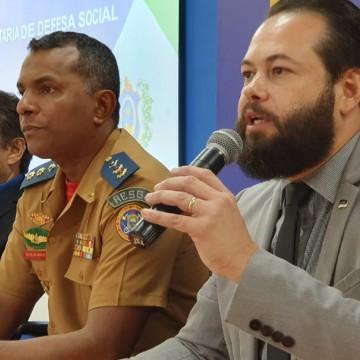 Agremiações e produtores de eventos já podem solicitar reforço na segurança do Carnaval