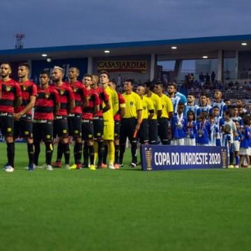 Após dois anos, Sport volta à Copa Nordeste e estreia com vitória fora de casa