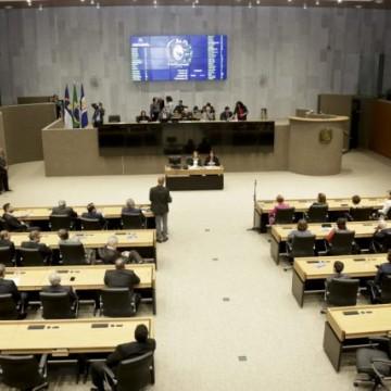Comissão de Justiça define responsáveis por analisar pacote de projetos do Estado