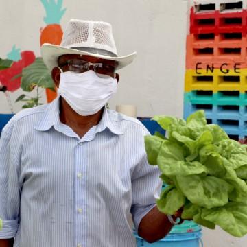 Moradores  de engenho em Suape são orientados sobre ecotecnologia