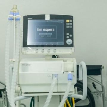Prefeitura do Recife compra 30 novos respiradores pulmonares