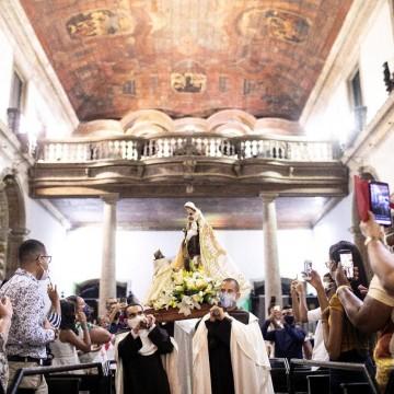 Dia de Nossa Senhora do Carmo é celebrado com missas nesta sexta-feira (16)