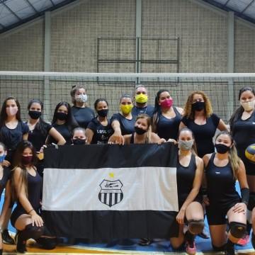 Patativa do Agreste firma parceria com equipe de Voleibol Feminino