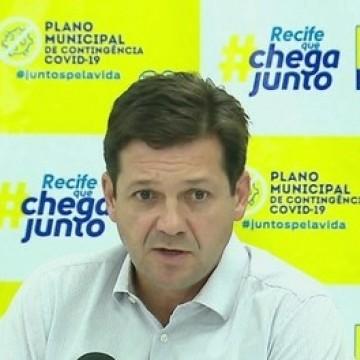 Recife anuncia novas medidas de combate à Covid-19