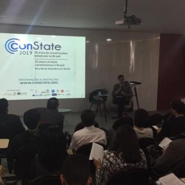 Conferência na Unicap discute os 30 anos das constituições estaduais no Brasil