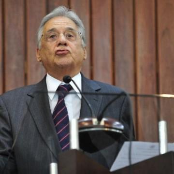 Ex-presidente FHC defende a Comissão de Mortos e Desaparecidos