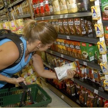 Vendas de supermercados sobem 4,3% em outubro
