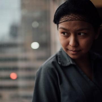 A Camareira da mexicana Lila Avilés