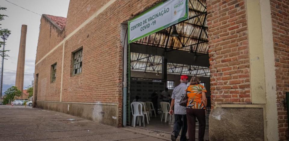 Centro Regional de vacinação da COVID-19 é implantado em Caruaru