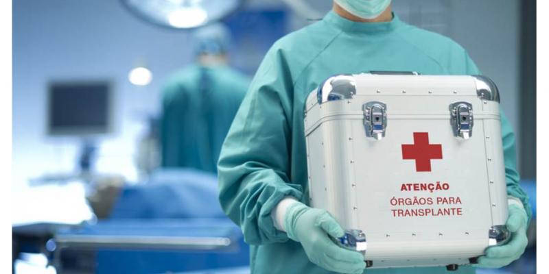Neste ano cerca 1.000 pessoas receberam novos órgãos e tecidos