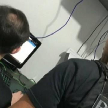 Polícia cumpre mandados em operação contra pirataria digital