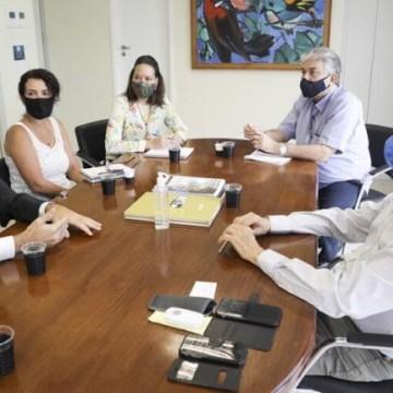 Prefeitura do Recife e Fiepe discutem parcerias da gestão pública com os setores produtivos