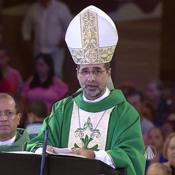 Baiano de Feira de Santana é o novo bispo de Caruaru