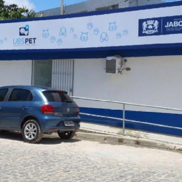 Prefeitura do Jaboatão entregaa primeira UBS PET do Estado,em Piedade