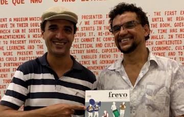 Entrevista   Climério Oliveira e Marcos FM