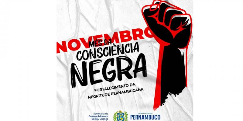 Os encontros acontecem todas às quartas-feiras de novembro em homenagem ao Mês da Consciência Negra