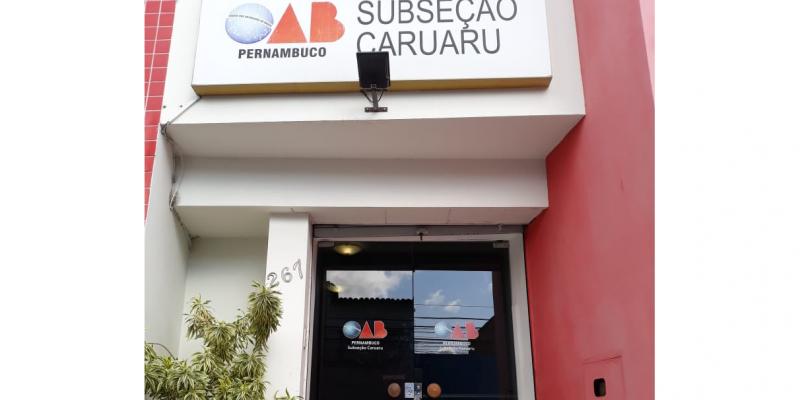 A sede foi a primeira a ser instalada no interior de Pernambuco