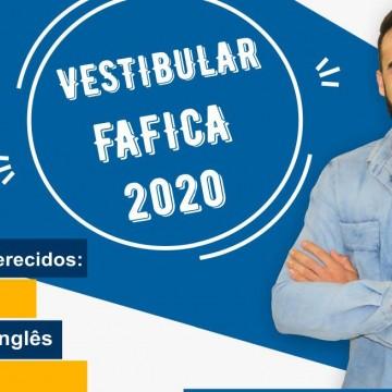 Fafica abre inscrição para Vestibular 2020