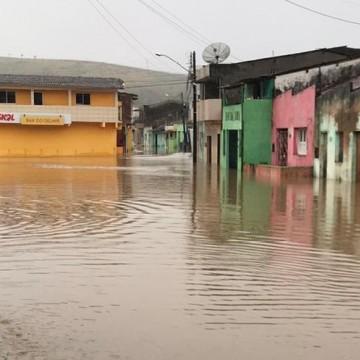 Riscos estruturais aumentam com volume das chuvas