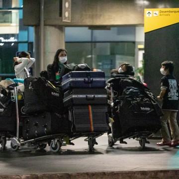 Consumidores podem desistir de viagens em função do risco de coronavírus