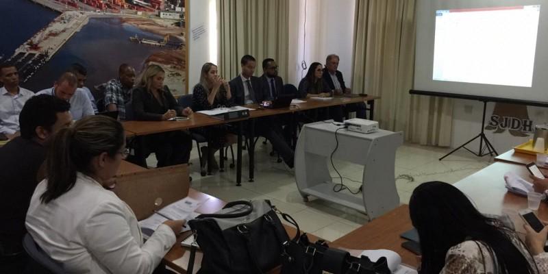 O encontro acontece às 10h, na Secretaria de Justiça e Direitos Humanos de Pernambuco