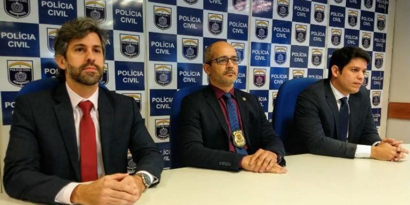 A primeira ação batizada de Viagem Segura, cumpriu três mandados de prisão relativos a investigados por assaltos à ônibus na capital, que são responsáveis por, ao menos, quatro inquéritos policiais instaurados pela delegacia de Santo Amaro