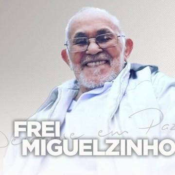 Frei Miguel, do Convento dos Capuchinhos, morre aos 98 anos em Caruaru