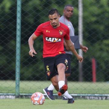 Sport ganha reforços para duelo contra o Figueirense