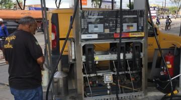 Ipem intensifica fiscalização em postos de combustíveis em Caruaru e região