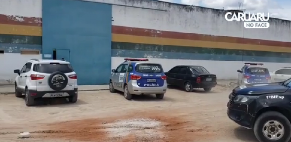 FUNASE REGISTRA PRINCÍPIO DE TUMULTO EM CARUARU