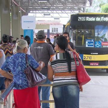 Proposta pede escalonamento dos horários de trabalho para organizar fluxo dos ônibus
