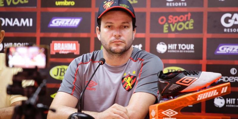 Novo técnico rubro-negro aceitou e venceu os desafios de evitar rebaixamentos em 2016 e 2017