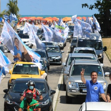 Fred Ferreira lidera carreata de 20 km e destaca conquistas do mandato na Câmara do Recife