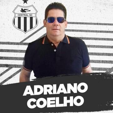 Gerente de Futebol na campanha do Estadual de 2018 retorna ao Central Sport Club