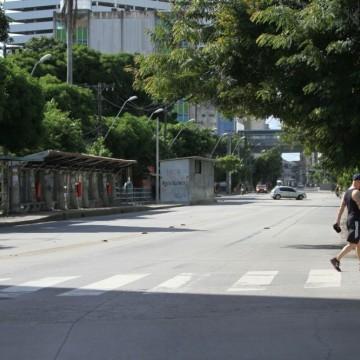 Estação de BRT Soledade II, na Boa Vista, fica desativada a partir deste sábado
