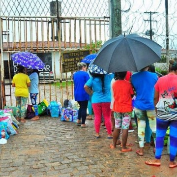 Unidades prisionais retomam visitas presenciais a partir deste sábado (08)
