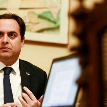 Paulo Câmara diz que reforma da Previdência sozinha não resolve problema dos estados