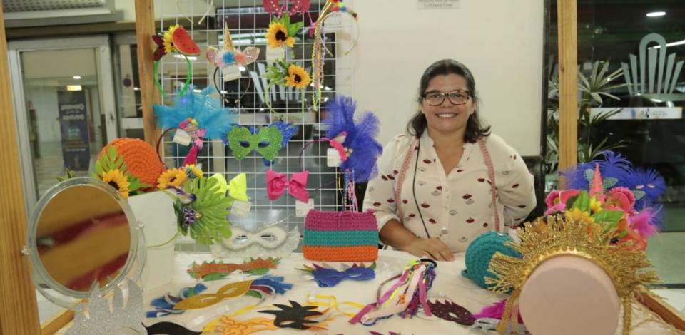 Feira da Mulher Empreendedora é realizada no Shopping Difusora